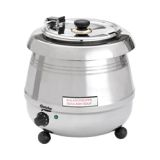Detalii - Supiera electrica inox 9 l - Gastro Group