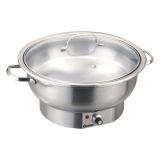 Detalii - Chafing dish rotund, electric - Gastro Group