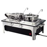 Detalii - Chafing dish electric pentru supe 2x4 l - Gastro Group